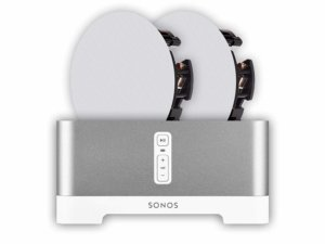 Sonos In-Ceiling Speakers with AMP