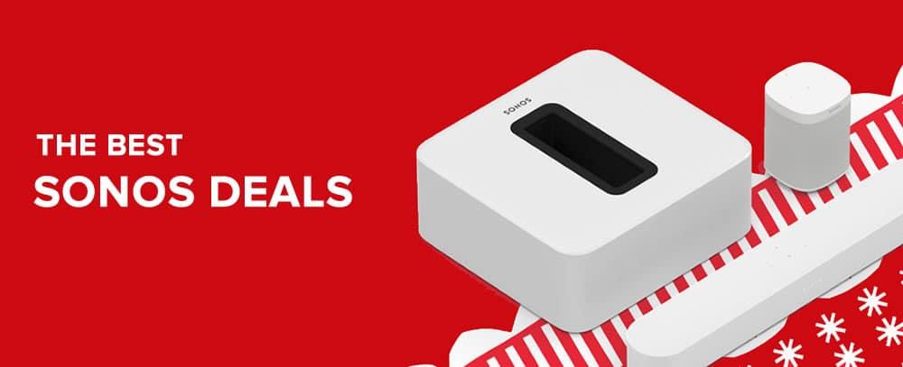 Sonos Speaker Deals
